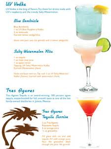 refreshing cocktail recipes in the mix magazine