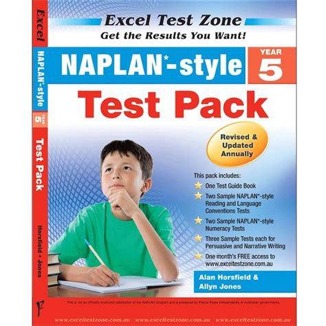 Check spelling or type a new query. NAPLAN Style Test Pack - Year 5 | BIG W