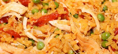 Kitchen Encounters Ma by Pantry Cooking Chicken Rice Arroz Con Pollo