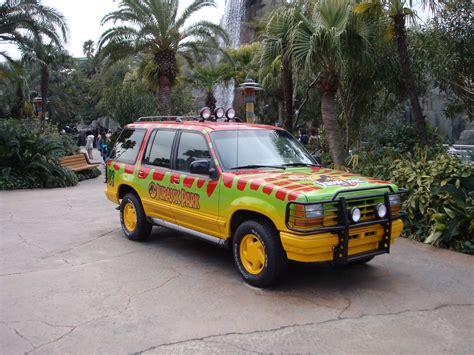 File Jurassic Park Car Jpg