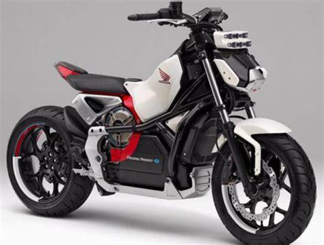 Honda Cub C125 4k Wallpapers by Honda Presenta Una Moto El 233 Ctrica Que No Se Cae Ceo