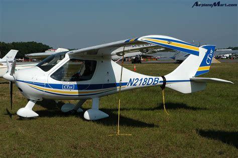 ct light sport aircraft flight design ctsw aircraft history specification