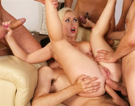 Extreme Double Anal Dp Gangbang Sex