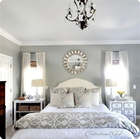 gray and white bedroom lessons from master bedroom spark