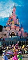 Disneyland® Paris in Chessy, Île-de-France (With images ...