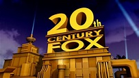 20th Century Fox Intro [UPDATE 3.0] [C4D] [HD] - YouTube
