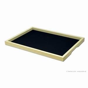 Tablett Aus Holz : tablett xl aus holz schwarz rutschfest gro serviertablett wertprodukte ~ Buech-reservation.com Haus und Dekorationen