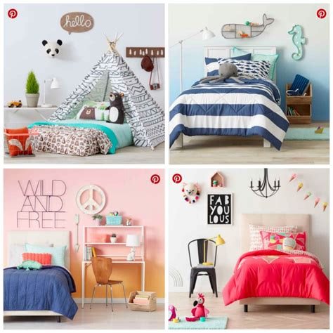 Pillowfort New Target Home Collection For Kids (221