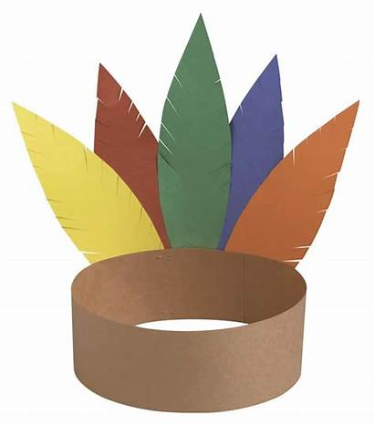 Thanksgiving Indian Headband Crafts Kindergarten Activities Craft