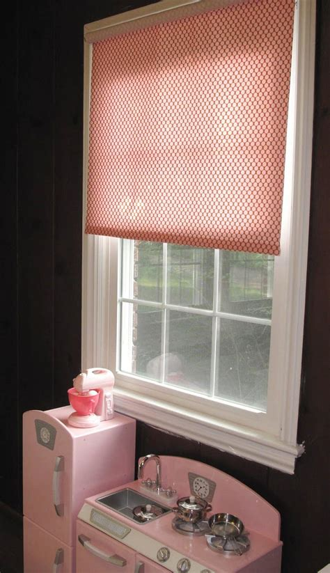 diy roller shade diy fabric roller shade the decorated cookie