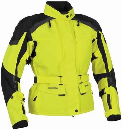 Kilimanjaro Jacket Dayglo Firstgear Motorcycle Textile Womens
