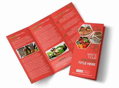 Brochure Nutrition Template Templates Experts Brochures Tri