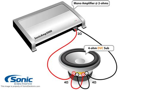 Subwoofer 4 Ohm Wiring by Hifonics Hfx12d4 12 Quot Dual 4 Ohm Hf Series 800w Car Subwoofer