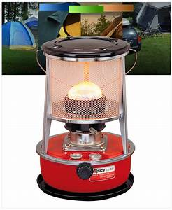 Convection Portable Kerosene Heater 10000 BTU Indoor ...