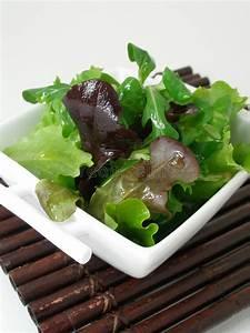 Bol A Salade : un bol de salade verte 2 photo stock image du nourriture ~ Teatrodelosmanantiales.com Idées de Décoration