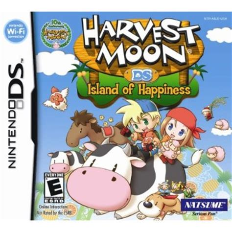 We would like to show you a description here but the site won't allow us. Harvest Moon DS: Island of Happiness | The Harvest Moon Wiki | FANDOM powered by Wikia
