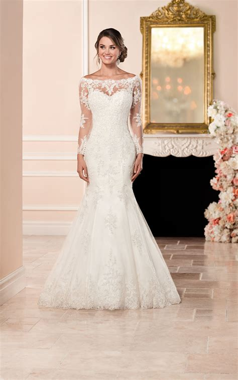 Stella York Wedding Dresses Long Sleeve