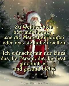 Schöne Weihnachten Grüße : pin von ingrid auf freundschaft weihnachten spruch ~ Haus.voiturepedia.club Haus und Dekorationen