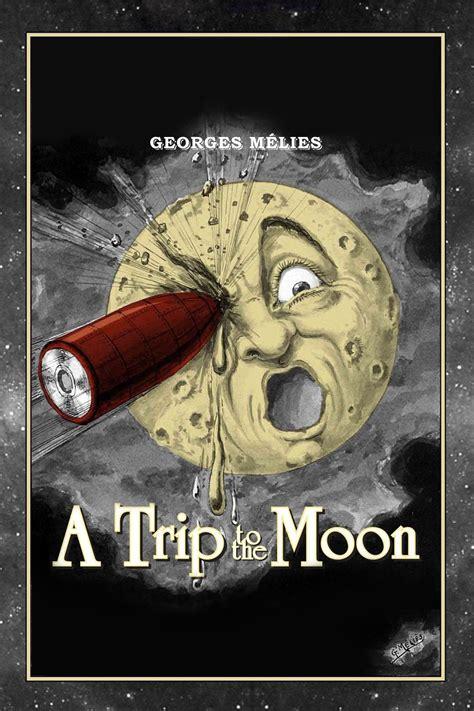 george melies poster affiches posters et images de le voyage dans la lune 1902