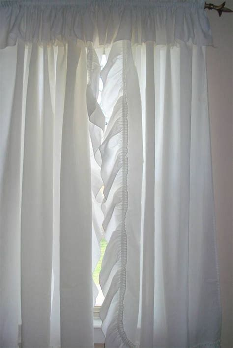 white priscilla curtains with attached valance 25 best ideas about priscilla curtains on