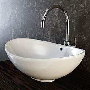 Waschbecken Oval Aufsatz : vilstein keramik waschbecken aufsatz waschbecken aufsatz ~ A.2002-acura-tl-radio.info Haus und Dekorationen