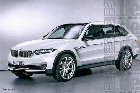Bmw X7 Will Be Welcome Around The World, Not Just The Us