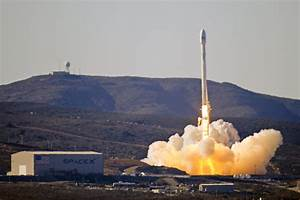 US Air Force Certifies Falcon 9 for National Security ...