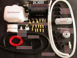 Kit Hho Voiture : dc3000 hho dry cell hydrogen generator kit for vehicles from 2500cc to 3400cc ebay ~ Nature-et-papiers.com Idées de Décoration