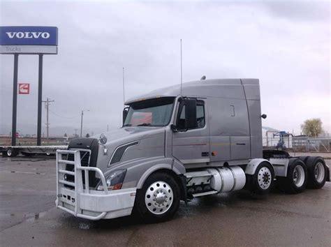 2006 volvo truck 2006 volvo vnl84t630 sleeper truck for sale 1 107 523