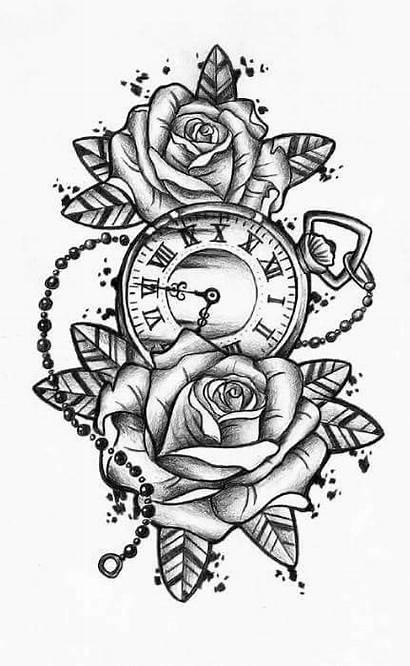 Tattoo Rose Pocket Tattoos