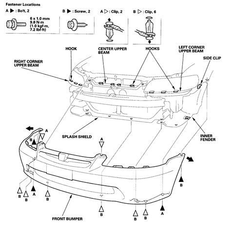 honda accord   fuel filter auto