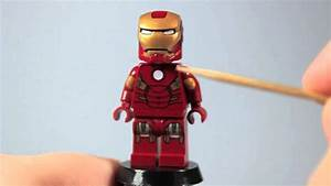 Custom LEGO Upgraded Iron Man Mark 7 Suit and Mark 42 Suit ...