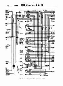 Need A Complete Front Headlights Wiring Diagram For 1968