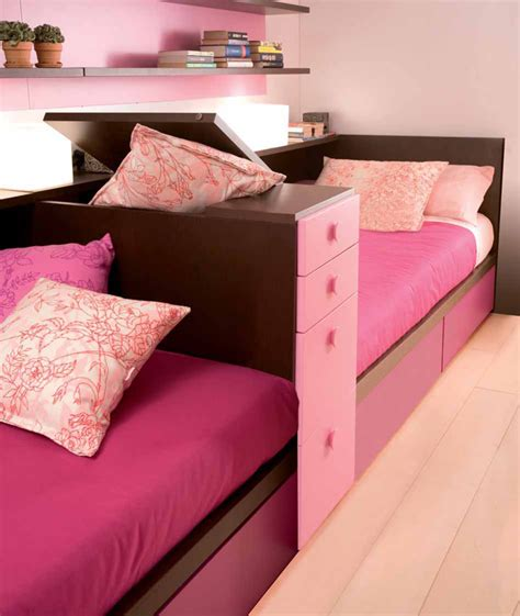 cool bedroom ideas for cool and ergonomic bedroom ideas for two children by dearkids digsdigs