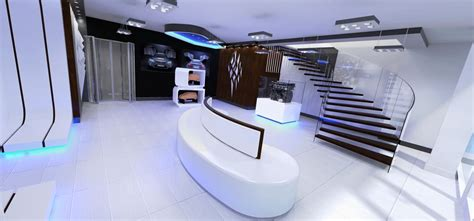 Leisure and Retail Interior Design Company – Rap Interiors