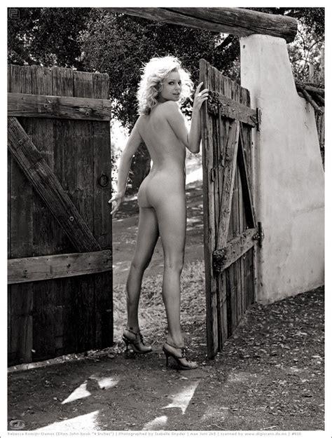Rebecca Romijn Nude 2 Hot Photos Thefappening