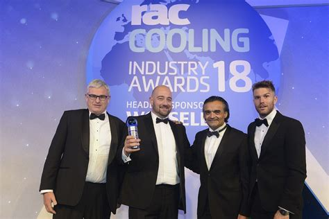 Winner Of Coveted Rac Cooling Industry Award