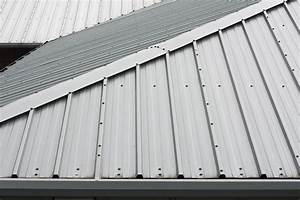 different types of metal roofing panels With different types of metal siding
