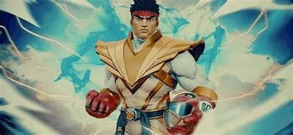 Power Street Fighter Ryu Ranger Yes Rangers