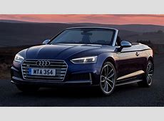 Audi S5 Cabriolet 2017 UK Wallpapers and HD Images Car