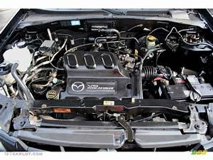 2001 Mazda Tribute Es V6 4wd Engine Photos
