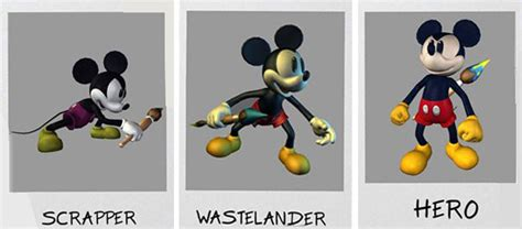 Epic Mickey Developer Junction Point Closes Page 4 Neogaf
