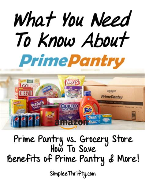 what is prime pantry prime pantry how to use it and save check out how