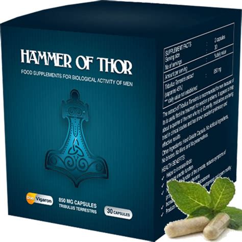 hammer of thor price in zafarwal herbal and original