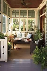 Sunroom, Decorating, Ideas
