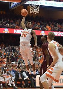 Tyus Battle made up for lost time in Syracuse basketball ...
