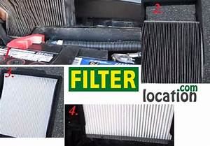 Fuel Filter Location 1996 Ford Mustang