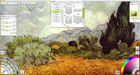 draw  painting software    desktop