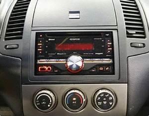 Frente Adaptador Est U00e9reo 2 Din Nissan Altima A U00f1o 2005 A