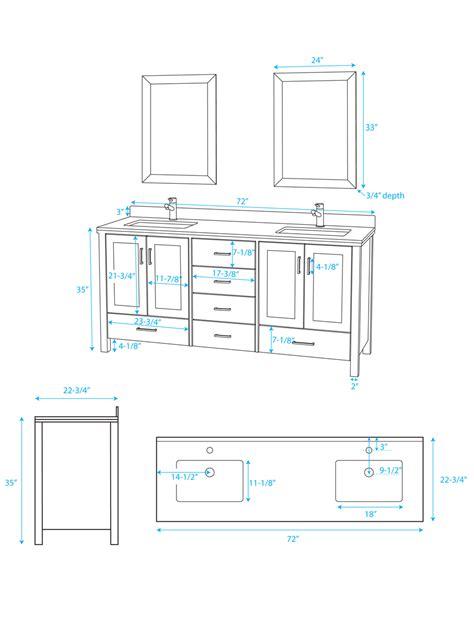double sink vanity sizes fruitesborras com 100 width of double sink vanity